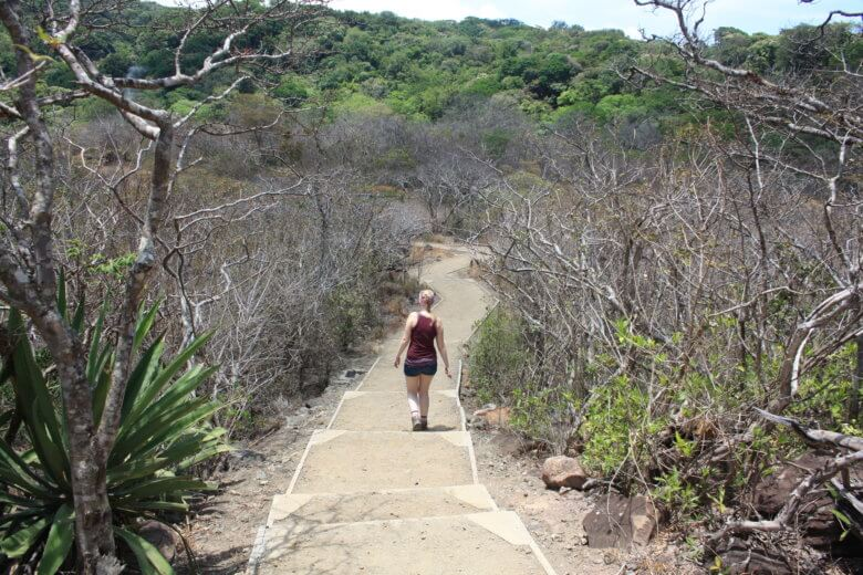 Rincón de la Vieja National Park in Costa Rica