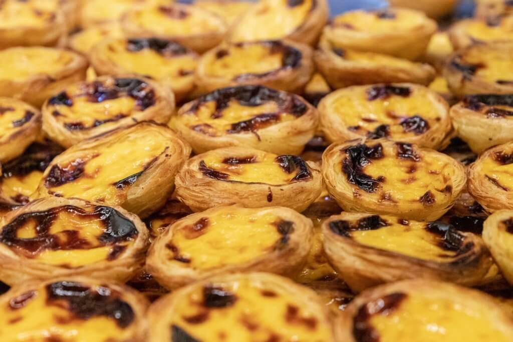 Pasteis de Nata auf Madeira