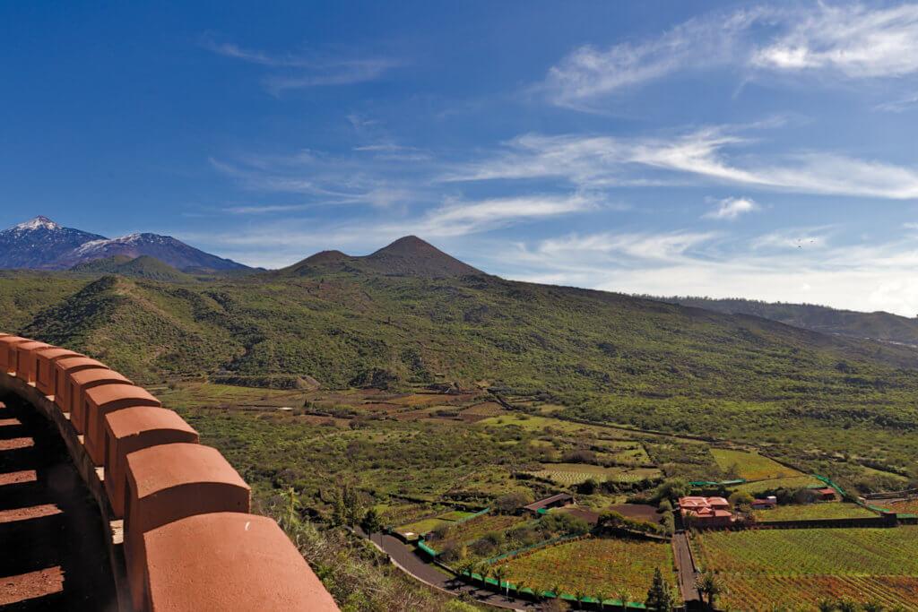 Aussichtspunkte Teneriffa: Mirador del Teide
