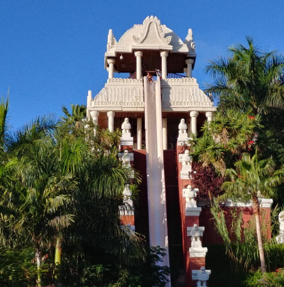 Tower of Power im Siam Park