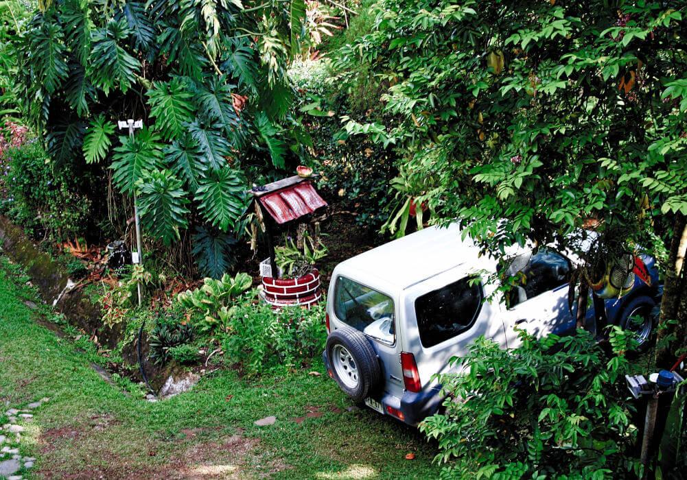 Suzuki Jimny in Costa Rica