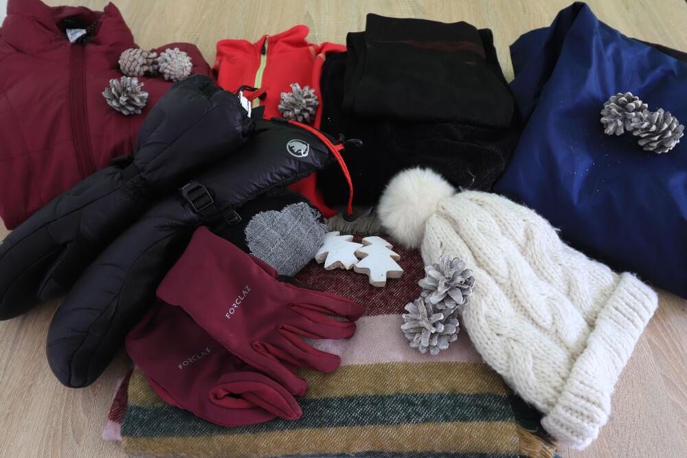 Packliste für Abisko und Lappland im Winter