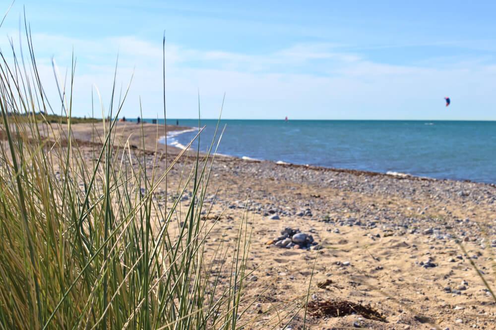 Gammendorfer Strand auf Fehmarn