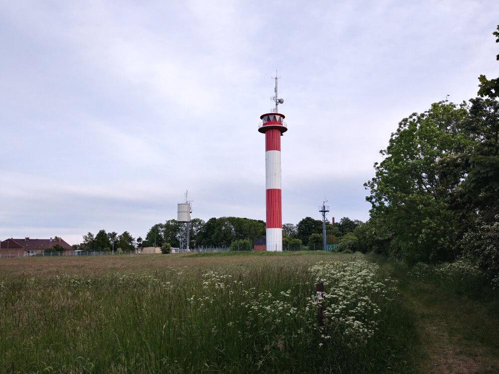 Ausflugstipps Fehmarn: Leuchtturm Marienleuchte