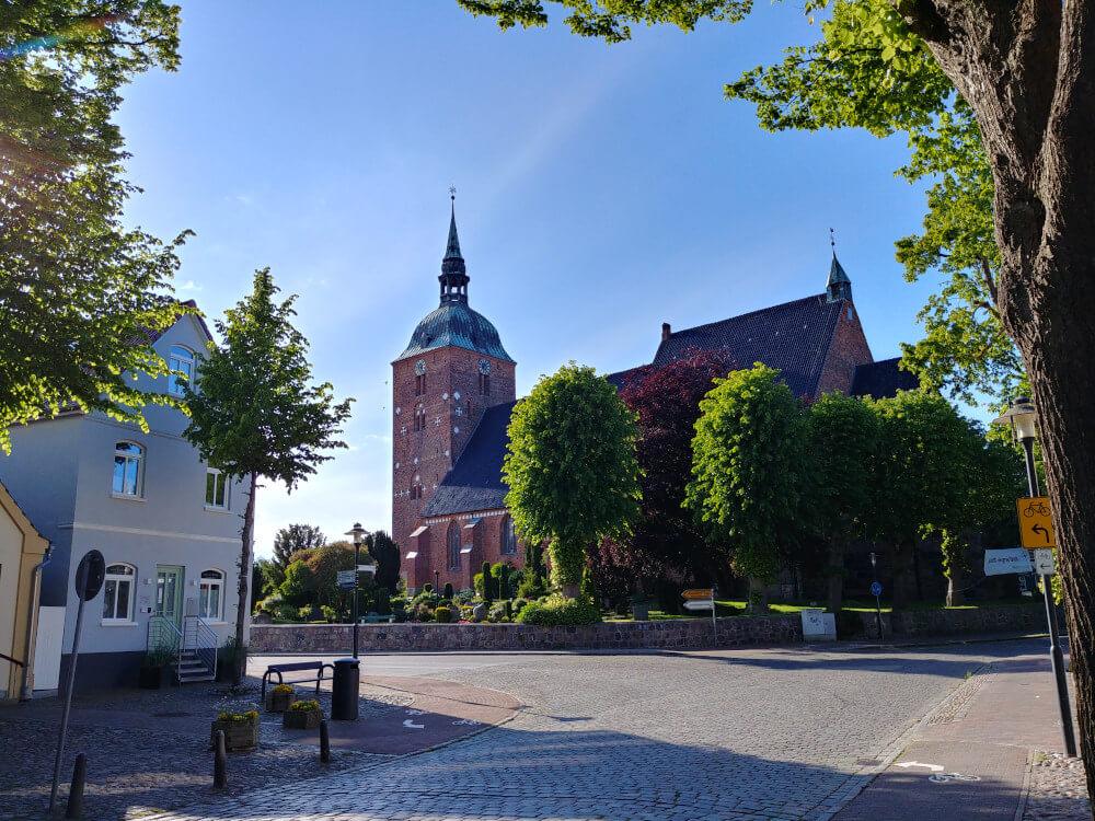 St. Nikolai Kirche in Burg auf Fehmarn