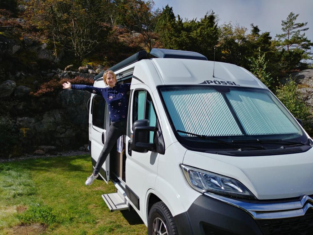 Camping in Schweden: Schweden mit dem Wohnmobil
