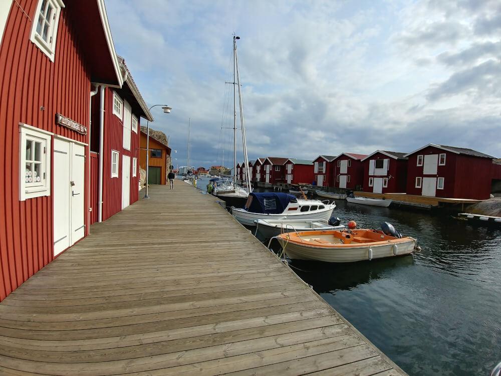 Smögen in Schweden